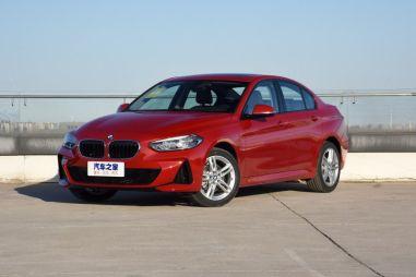 BMW обновила седан 1-й серии, который выпускает только в Китае