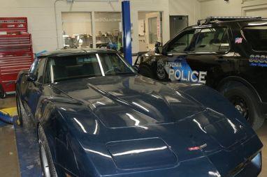 В США нашли угнанный 38 лет назад Corvette