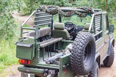 Военный «Гелик». Тестируем самый правильный G-класс в кузове W461