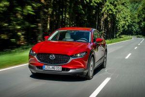 Новый кроссовер Mazda CX-30. Первый тест-драйв