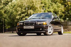 Последняя настоящая BMW. Ретротест «трешки» Е46