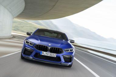 Тест BMW M8 — самого крутого серийного БМВ