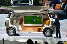 Райдшеринговый электрический беспилотник. Считайте — пассажирский микроавтобус для внутриквартальных поездок.