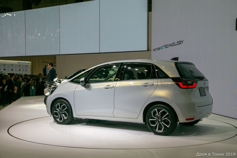 Honda Fit Home