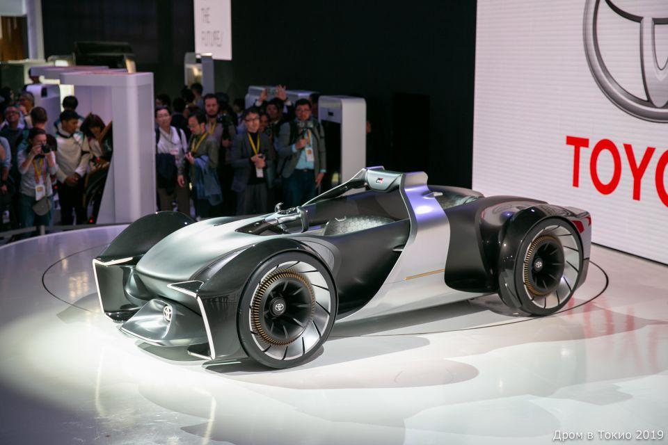 Концепт e-Racer