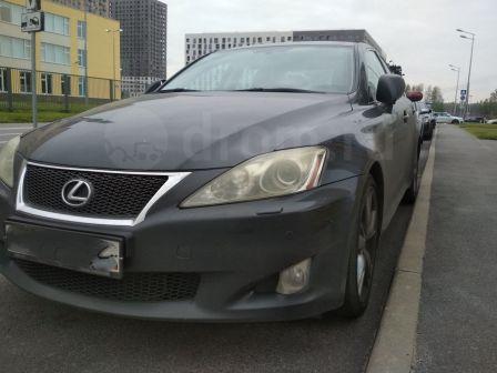 Lexus IS250 2009 - отзыв владельца