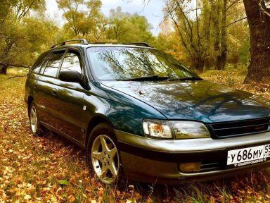 Toyota Caldina 1995 отзыв автора | Дата публикации 03.10.2019.
