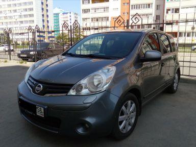 Nissan Note 2011 отзыв автора | Дата публикации 03.10.2019.