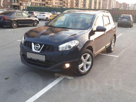 Nissan Qashqai+2 2011 - отзыв владельца