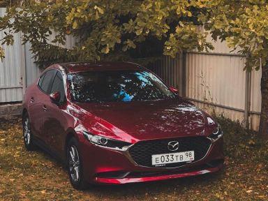 Mazda Mazda3, 2019