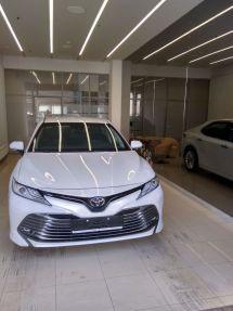 Отзыв о Toyota Camry, 2018 отзыв владельца
