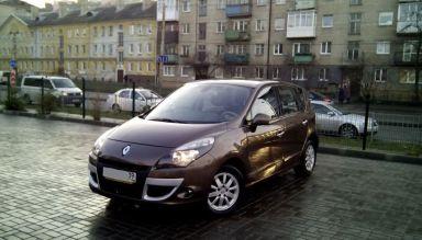 Renault Scenic 2010 отзыв автора | Дата публикации 04.10.2019.