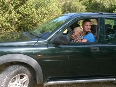 Land Rover Freelander, 1999