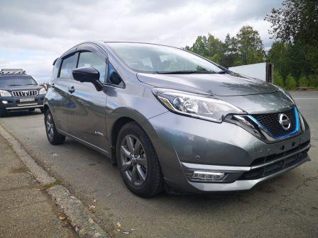 Nissan Note 2018 - отзыв владельца