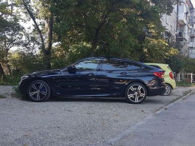 BMW 6-Series Gran Turismo, 2019