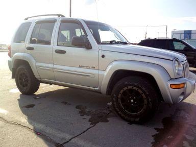 Jeep Cherokee, 2002