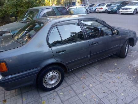 Toyota Tercel 1992 - отзыв владельца