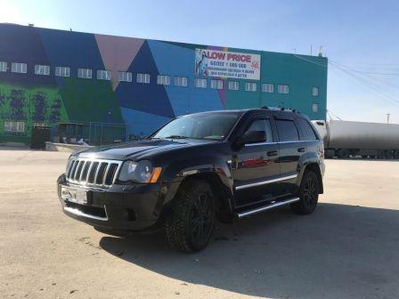 Jeep Grand Cherokee 2008 - отзыв владельца