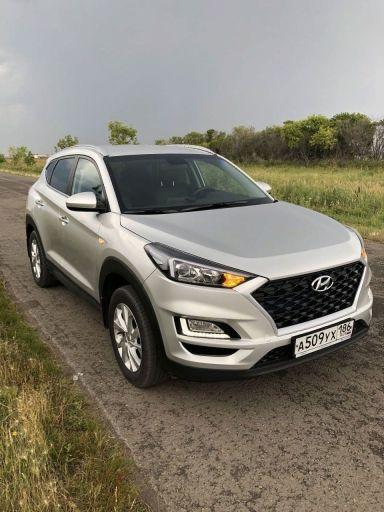 Hyundai Tucson 2018 отзыв автора | Дата публикации 20.10.2019.