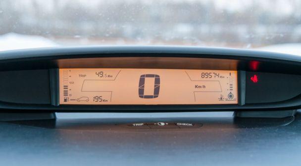 Citroen C4 2007 - отзыв владельца