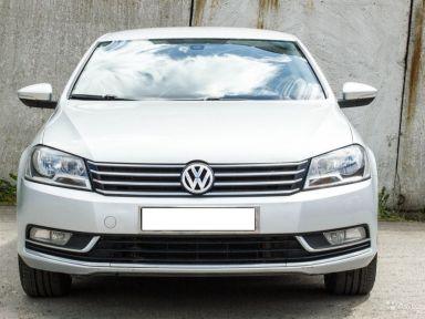 Volkswagen Passat 2012 отзыв автора | Дата публикации 17.10.2019.