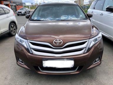 Toyota Venza 2013 отзыв автора | Дата публикации 20.10.2019.