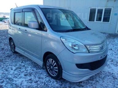 Suzuki Solio, 2012