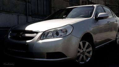 Chevrolet Epica, 2012