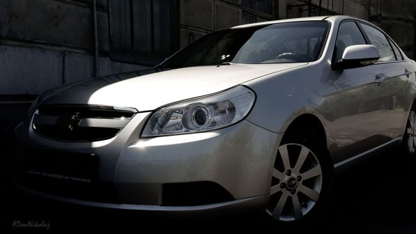 Chevrolet Epica 2012 - отзыв владельца