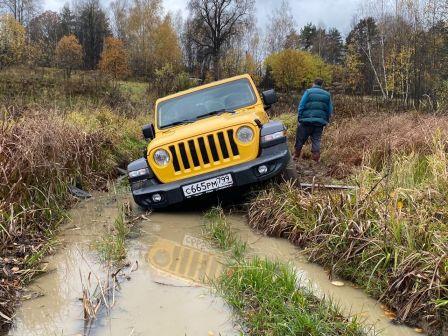 Jeep Wrangler 2018 - отзыв владельца