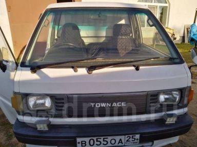 Toyota ToyoAce 1989 отзыв автора | Дата публикации 24.10.2019.
