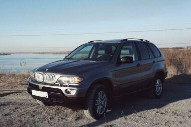 BMW X5 2004 отзыв автора | Дата публикации 24.10.2019.