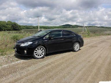 Toyota Sai, 2010