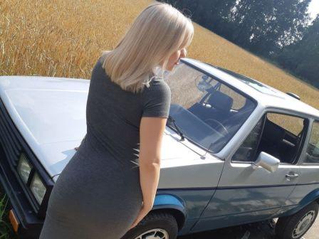 Volkswagen Golf 1983 - отзыв владельца