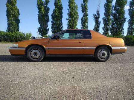 Cadillac Eldorado 1992 - отзыв владельца
