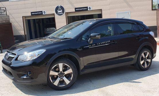 Subaru XV 2015 - отзыв владельца