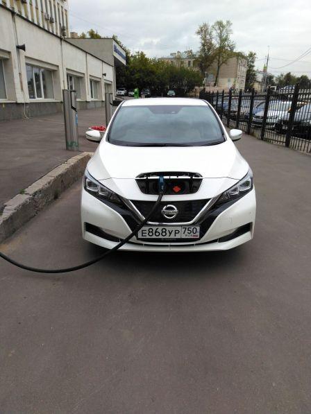 Nissan Leaf 2018 - отзыв владельца