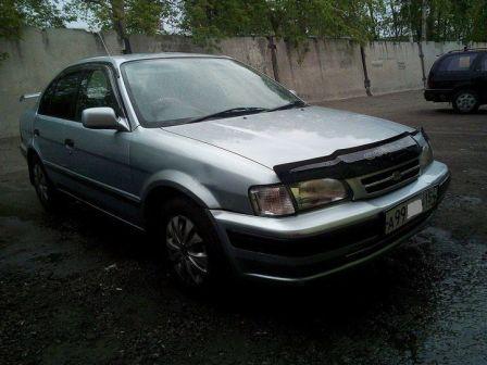 Toyota Corsa 1997 - отзыв владельца