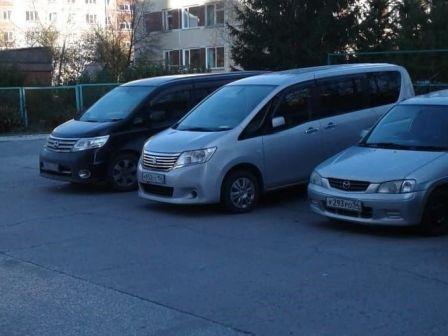 Suzuki Landy 2013 - отзыв владельца