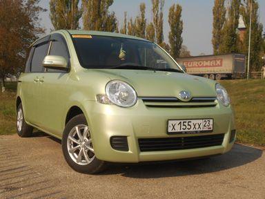 Toyota Sienta, 2012