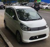 Отзыв о Mitsubishi eK Wagon, 2015 отзыв владельца