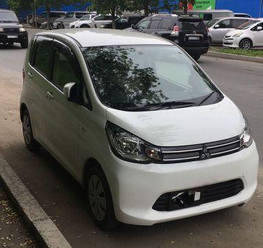 Mitsubishi eK Wagon, 2015