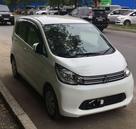 Mitsubishi eK Wagon 2015 - отзыв владельца