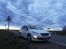 Отзыв о Peugeot 408, 2017 отзыв владельца