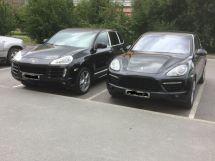 Porsche Cayenne, 2008