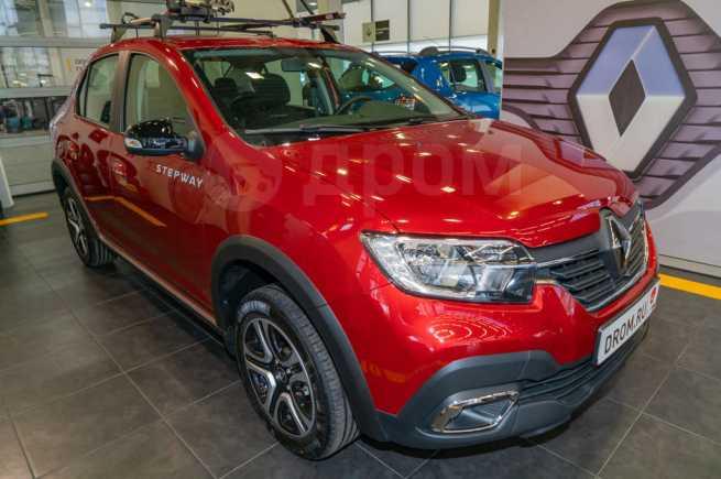 Renault Logan Stepway, 2019 год, 878 970 руб.