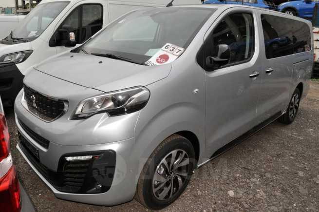 Peugeot Traveller, 2019 год, 3 039 900 руб.