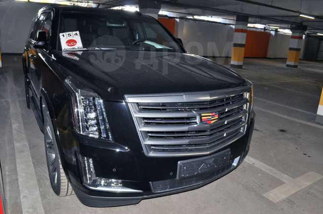 Cadillac Escalade, 2018 год, 7 550 000 руб.