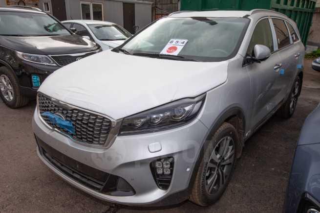 Kia Sorento, 2018 год, 2 956 900 руб.