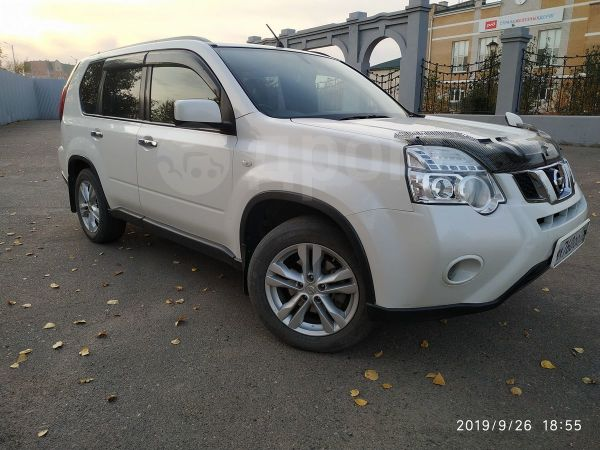 Nissan X-Trail, 2012 год, 935 000 руб.